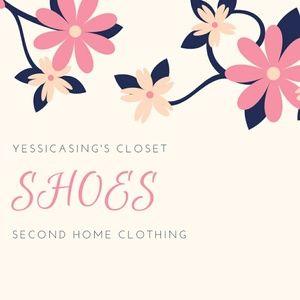 Shoes shoes & more shoes
